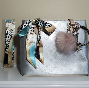 Accessories - Purse or hair twilly set